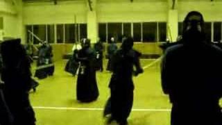Kendo Kangeiko 2008 at IBU - Part 4