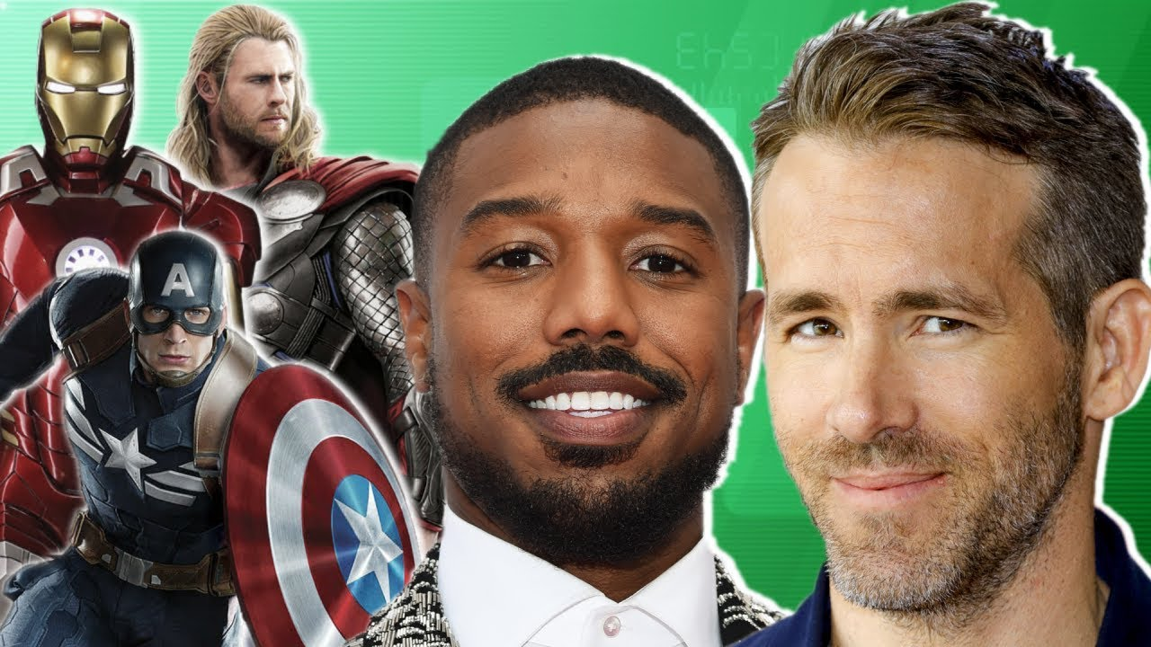 Marvel superheroes join forces in fantasy football league starring Ryan Reynolds, Chris Hemsworth