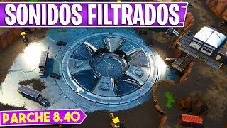 🔥 NEW EVENT: Filtered Audios (Spaceship in Booty Raft?) Fortnite Season 8