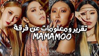 تقرير ومعلومات عن فرقة MAMAMOO لعام 2020 💚 ( معلومات عن كل عضوة )