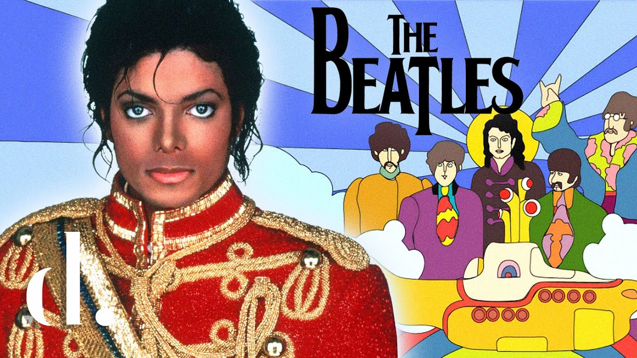 Michael Jackson Buys The Beatles: The Journey From Moonwalker To Mogul | the detail.