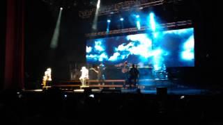 Shasha, Benny  Erick - Seras el Aire en Vivo  Tour Primera Fila (Queretaro)