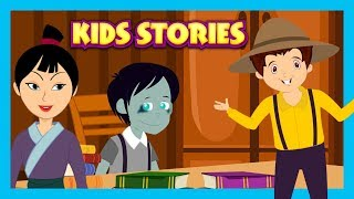KIDS STORIES - KIDS HUT STORYTELLING