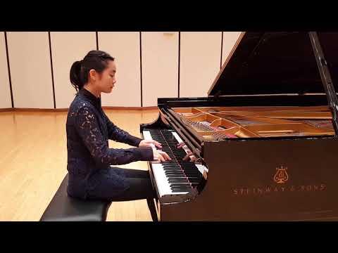 Tiffany Poon - Bach Partita No.2 in C Minor, BWV 826