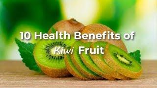 🥝 10 Health Bęnefits of Kiwi Fruit
