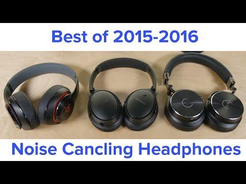 Best Noise Canceling Headphones For 2016 - Bose QC25 Beats Studio Or Cleer NC?