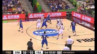 Argentina v Croatia   Game Highlights   Group B   2014 FIBA Basketball World Cup
