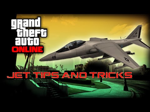 how to get speed in a jet on gtao