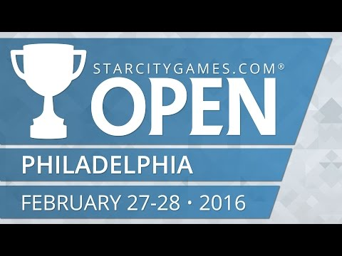 SCGPHILLY - Legacy - Round 8 - Danny West vs Tom Ross