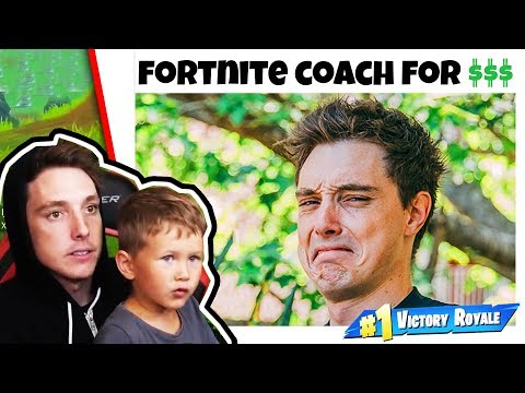 i became a fortnite coach