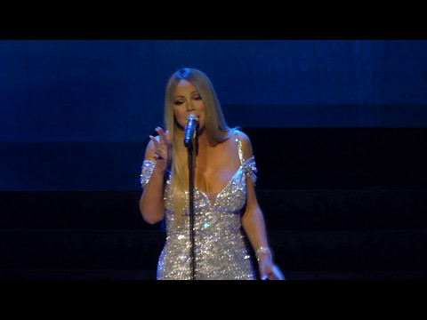 Mariah Carey - Against All Odds ( Take a Look at Me Now) @ Live Oslo Spektrum - 31.03.2016