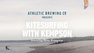 Ryan Kempson: Kitesurfing
