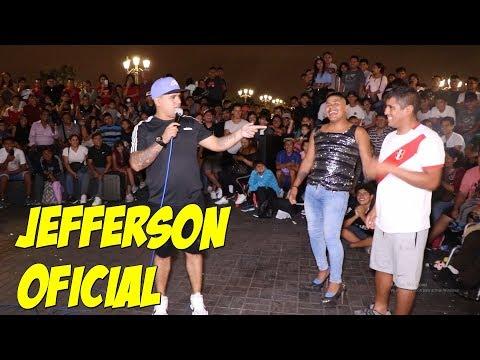JEFFERSON FT JEFRI  //   Troleando Al Chamo Y A La Gordita // Cómicos Ambulantes 2020