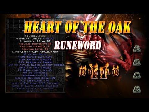 Epic Runewords - Diablo 2 -