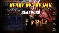 "Epic Runewords - Diablo 2 - ""Heart of the Oak"" - Ep:1"