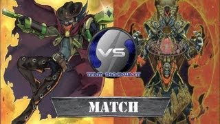 GaGaGa vs Agents Yu-Gi-Oh! Tournament Match
