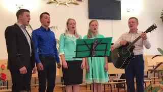 Святая Церковь о тебе... - пісня сім'я Вакуліч