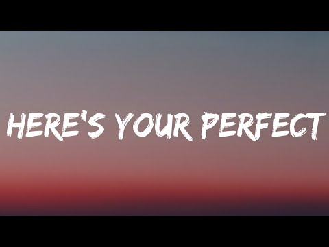 Jamie Miller - Here's Your Perfect