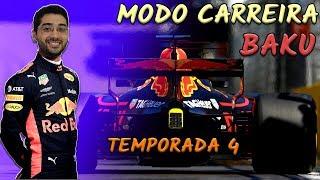 F1 2017 - PT-BR - S04E08 - GP do Azerbaijão | MODO CARREIRA 68