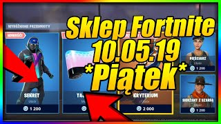 Fortnite Shop 10.05 * Friday * new Skin is already! Secret, Criterion, remembrance, mystery, boxer
