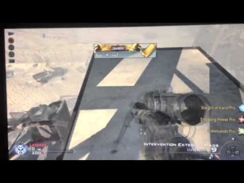 Barcodes Trickshot of the Day #1
