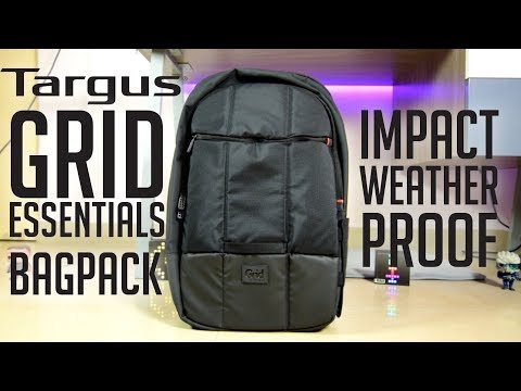 Targus Grid Essential Backpack (Impact Proof)