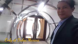Only at Dubai Marina Travel Inspiration, Life Journey! Simply follow me @briadventurez