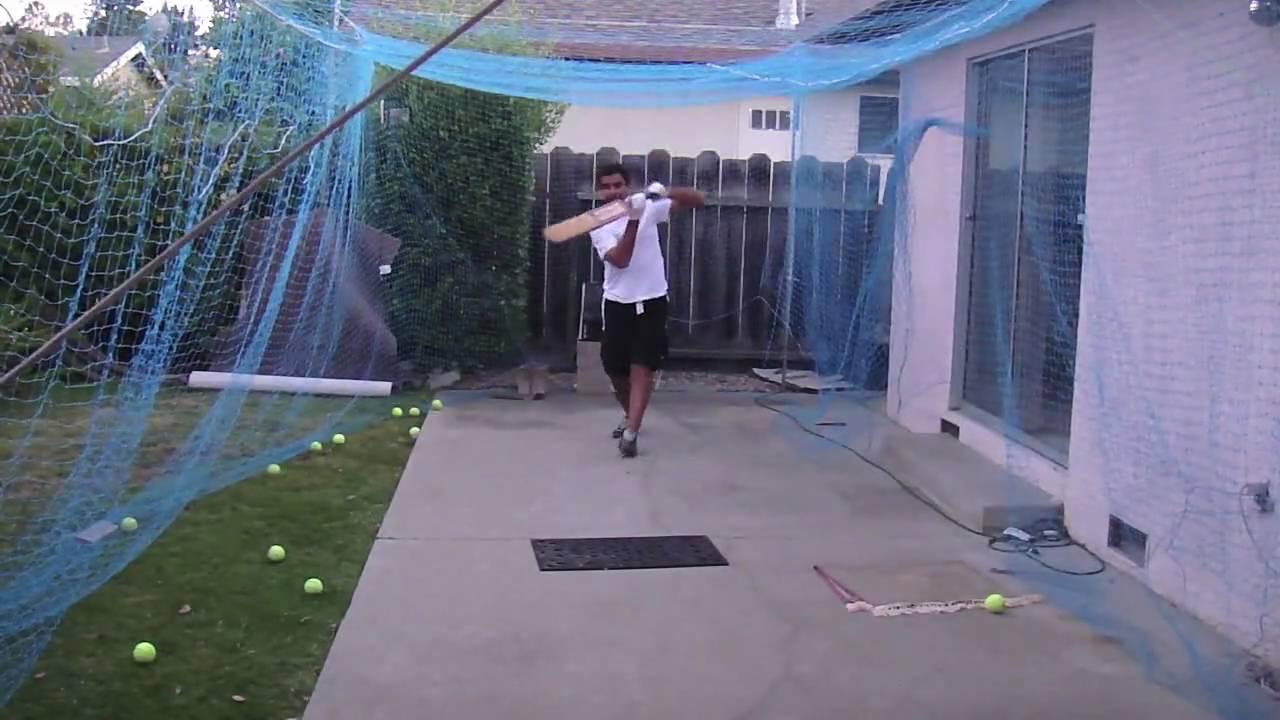 Delicieux Cricket Nets   Backyard 2