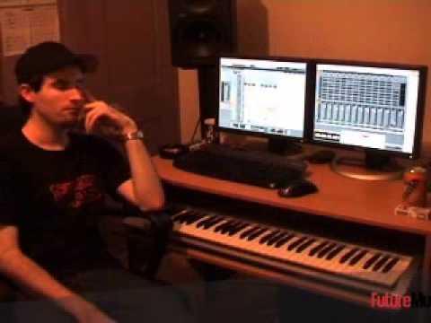 Rob Anscenic Swire - Future Music (In The Studio 2006)
