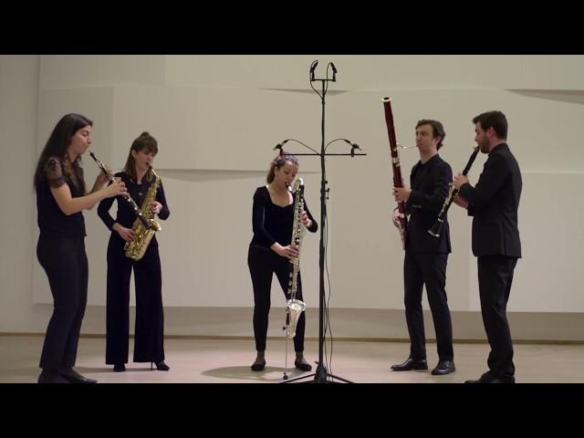 Poulenc, Villageoises – Reeds in Motion