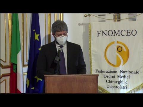 Prima giornata del personale sanitario: l'intervento del Presidente Fico
