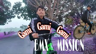 GAMI    OFFICIAL VIDEO //BMX CYCLE//    BMX MISSION   