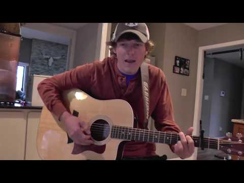 Chris Stapleton- Broken Halos Cover by Nick Garrison