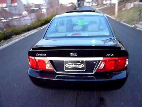 Beautiful 2004 Kia Optima EX V6 4dr Sedan 118K $5,450