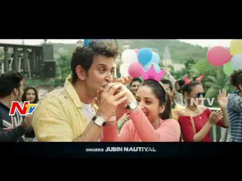 Kuch Din Video Song Promo || Kaabil Movie || Hrithik Roshan, Yami Gautam || NTV