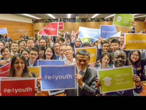 #e4youth - the Global Campaign on Youth Entrepreneurship in the Digital Economy