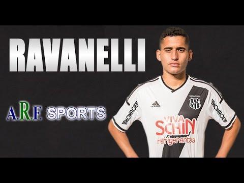 Ravanelli - Meia Atacante - 2016