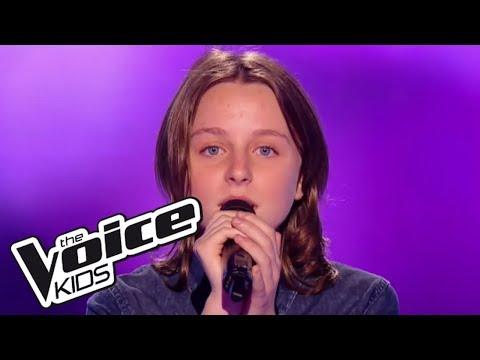 The Voice Kids 2016   Eva – Pas toi (Jean-Jacques Goldman)   Blind Audition