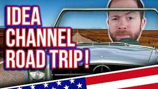 Why Do Americans Love Road Trips? | Idea Channel | PBS Digital Studios