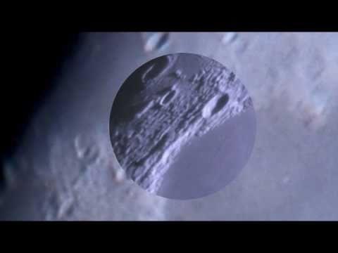 So incredibly close! (Sinus Iridum, on the Moon)