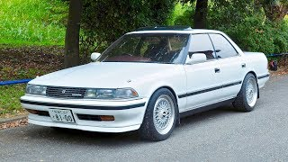1989 Toyota Mark II (USA Import) Japan Auction Purchase Review