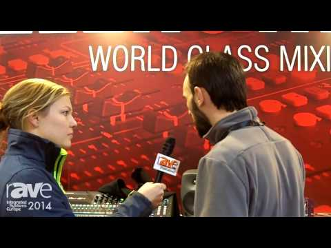 ISE 2014: Allen & Heath Previews What to Expect at ISE
