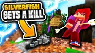 Sliverfish Death | Minecraft Skywars