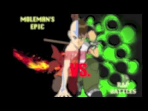 Moleman's Epic Rap Battles #14: Avatar Aang Vs. Ben Tennyson