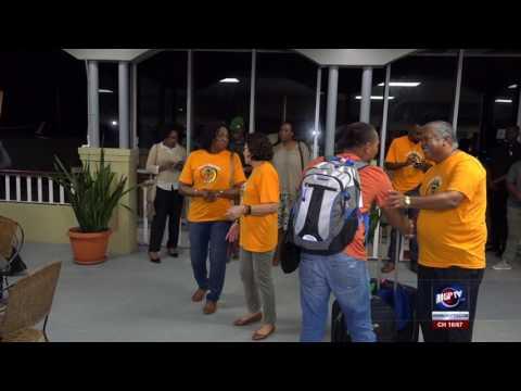 STEM GUYANA RETURNS HOME
