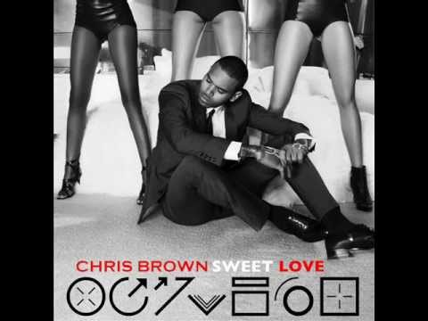 sweet love - chris brown sped up