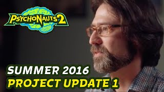 Repeat youtube video Psychonauts 2 Lead Designer Zak McClendon