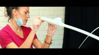 видео косметическое отбеливание зубов