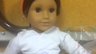 my strange addiction american girl doll verisoin
