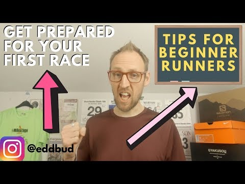 8 running tips for a beginners first race